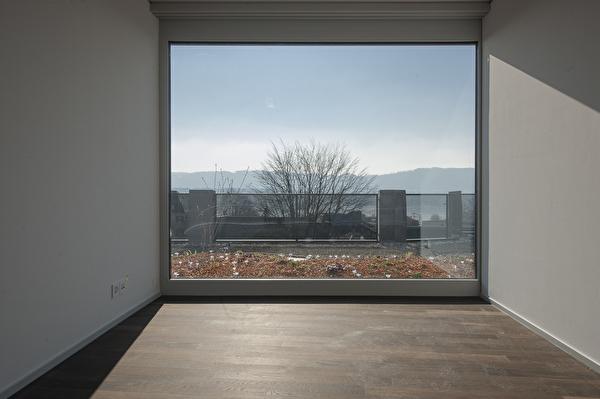 Aussicht aus einem Zimmer im WPZ Blumenrain