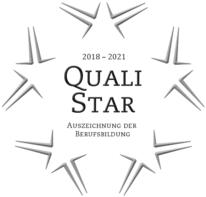 QualiStar, Auszeichnung für Berufsbildung.