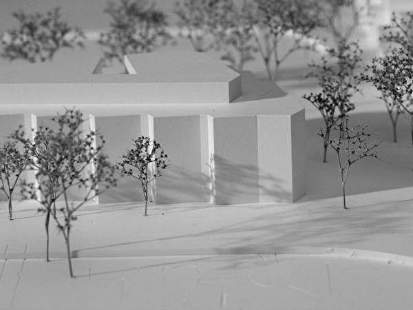 Detailansicht des Siegerprojektes ESPARTOGRAS