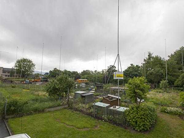 Gartenareal Blumenrain