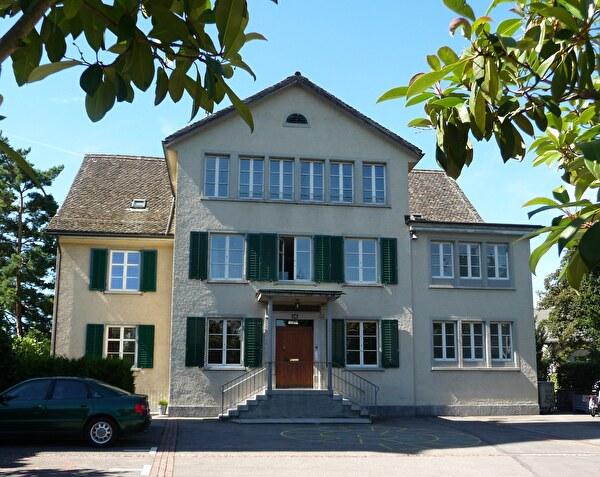 Schulverwaltung im Schulhaus Chirchhof