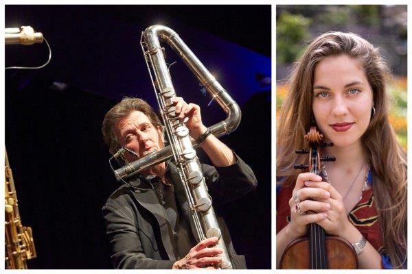 Matthias Ziegler und Julia Schuller
