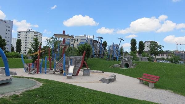 Foto Spielplatz Bergholz