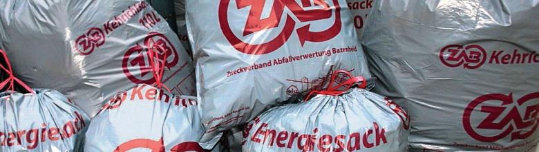 Symbolbild ZAB-Abfallsäcke