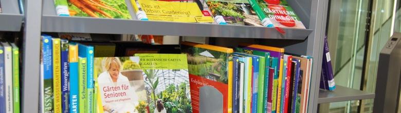 Bücher rund ums Gärtnern