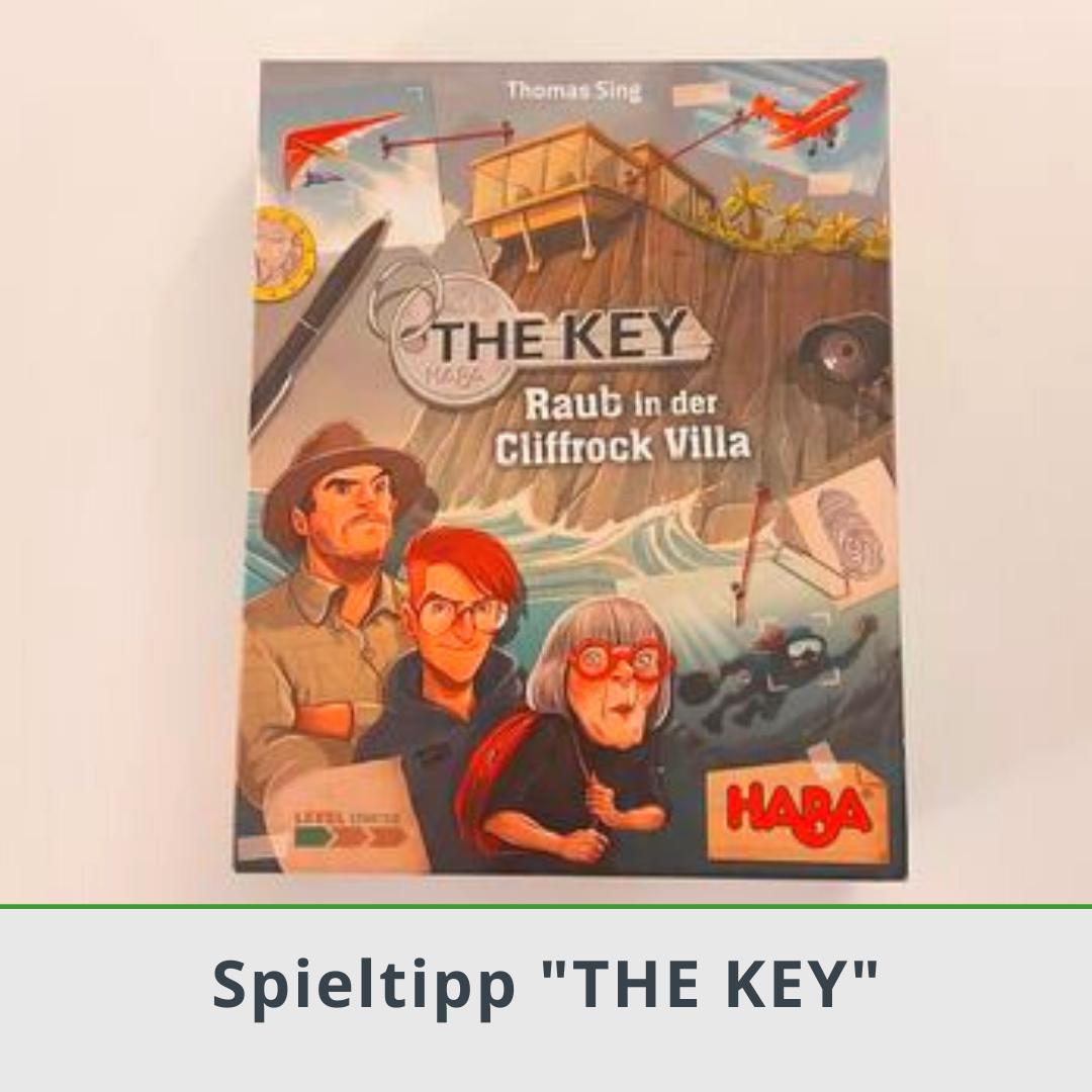 Spieletipp The Key Ludothek Stadt Wil