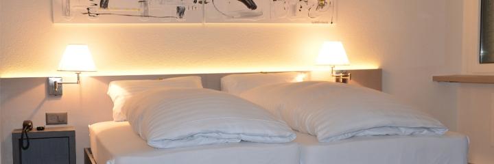Zimmer im Hotel Freihof Wil