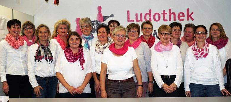 Team der Ludothek Wil