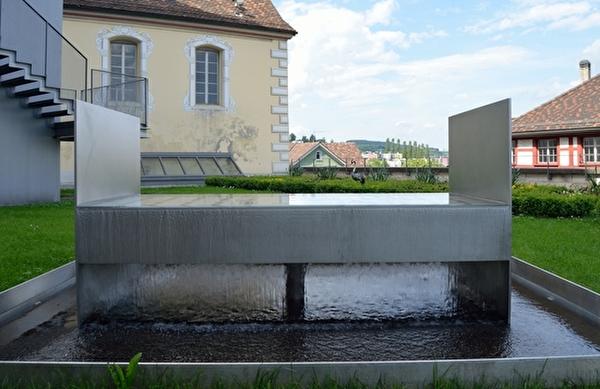 Roman Signer - Wasserbett