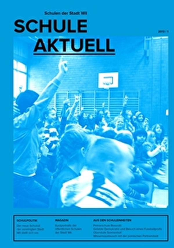 Informationsblatt Schule aktuell der Wiler Schulen - Ausgabe 1 des Jahres 2013