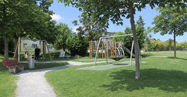 Foto Spielplatz Gallusstrasse