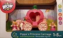 Prinzessinnen-Kutsche