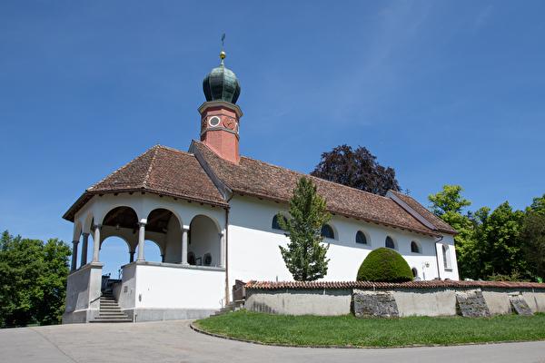 Wallfahrtskirche Maria Dreibrunnen