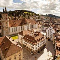 Ausflug - St. Gallen
