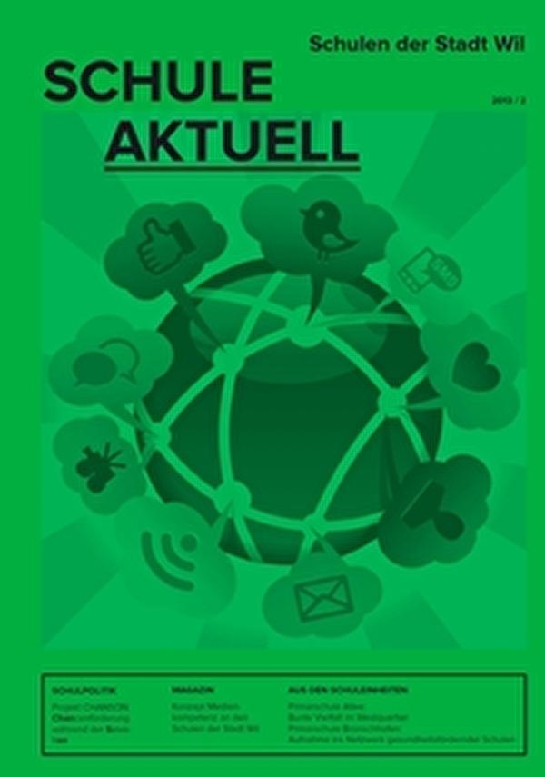 Informationsblatt Schule aktuell der Wiler Schulen - Ausgabe 2 des Jahres 2013