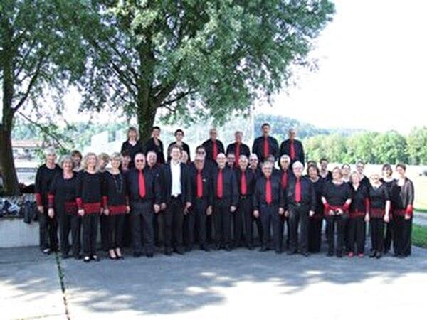 Gesamtbild Harmonie Singers