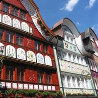 Häuser in Appenzell