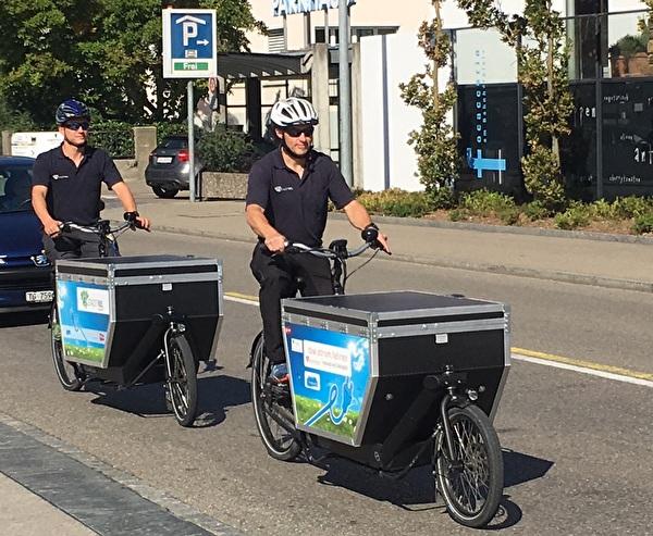 Stadt Wil wird Vorbildgemeinde für nachhaltige Mobilität