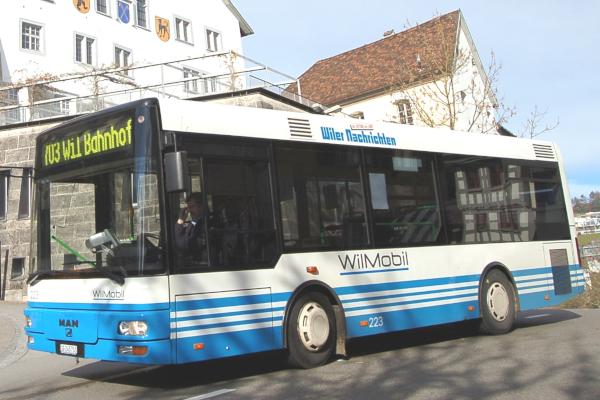 Wiler Stadtbus