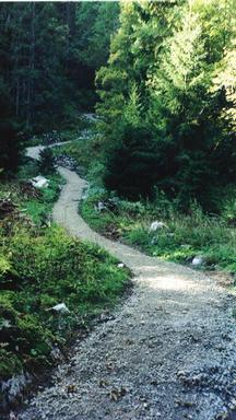 Brecca-Wanderweg