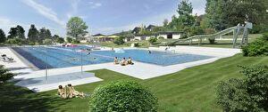 Schwimmbad Stigeli