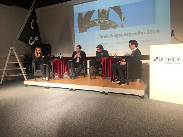 Dreikönigsgespräche 2019
