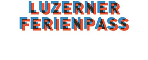 Offizielles Logo Luzerner Ferienpass