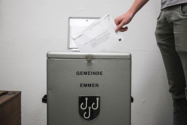 4 Abstimmungen in Emmen