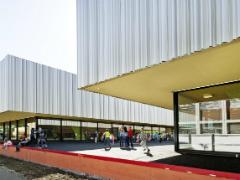 Bild eines Schulgebäudes