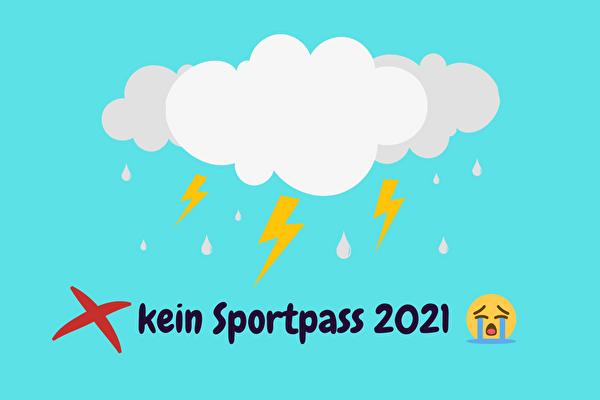 Die Gemeinde Emmen ist traurig, dass im Jahr 2021 kein Sportpass angeboten werden kann.