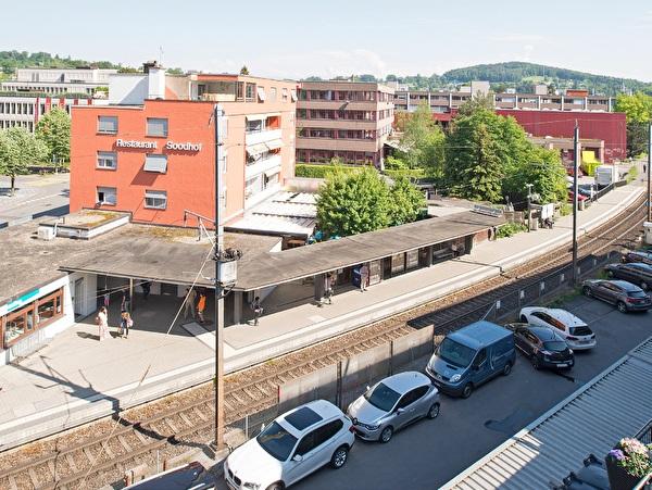 Bahnhof Sood