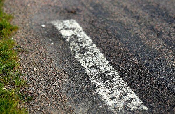 Strassenmarkierung