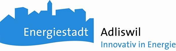 Logo Energiestadt Adliswil