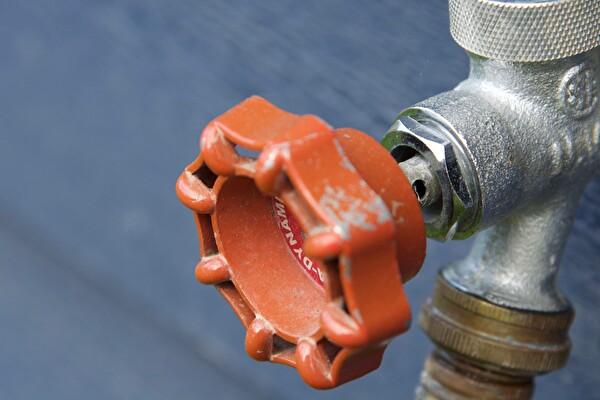 Wasseranschluss