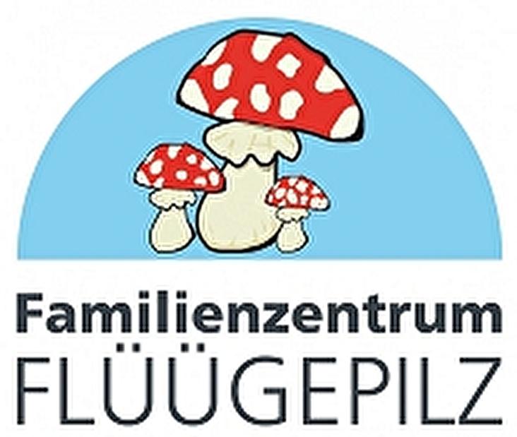 Logo Familienzentrum Flüügepilz