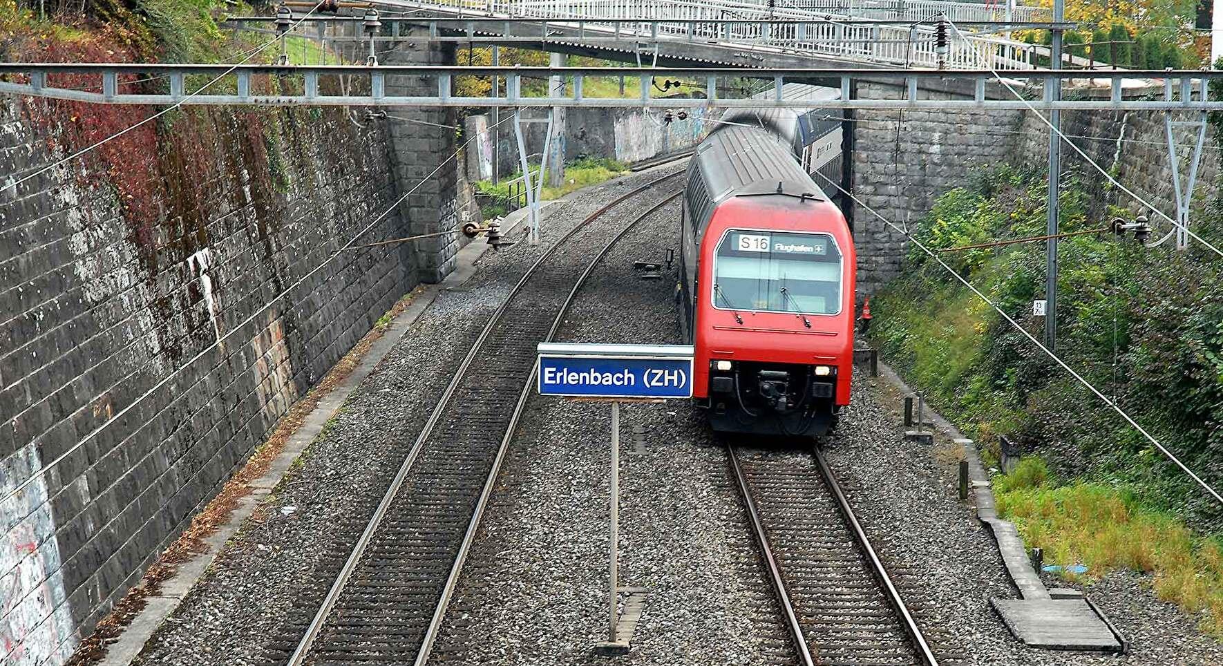 Zugfahrplan
