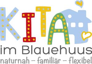 Logo Kita im Blauehuus