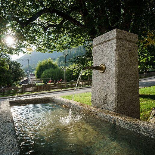 Fontaine village