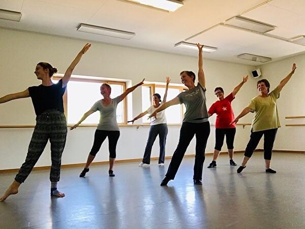 Ladies Dance 50+
