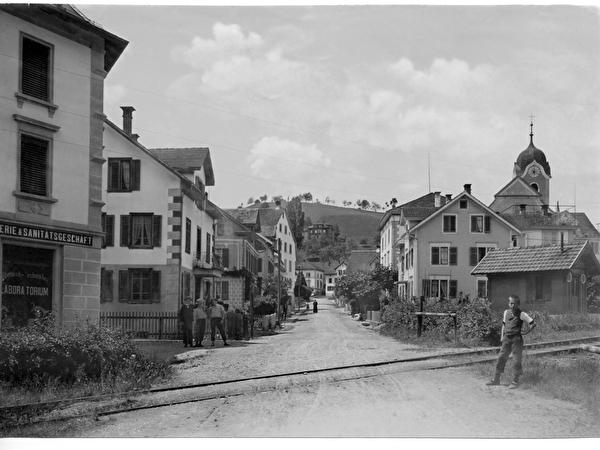 Bilderweg Hauptstrasse