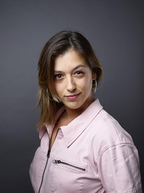 Lisa Christ moderiert die Jubiläumsausgabe des Wollerauer Poetry Slams.