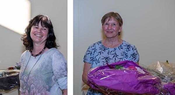 Bild links: Irma Büsser / Bild rechts: Dagmar Weilenmann