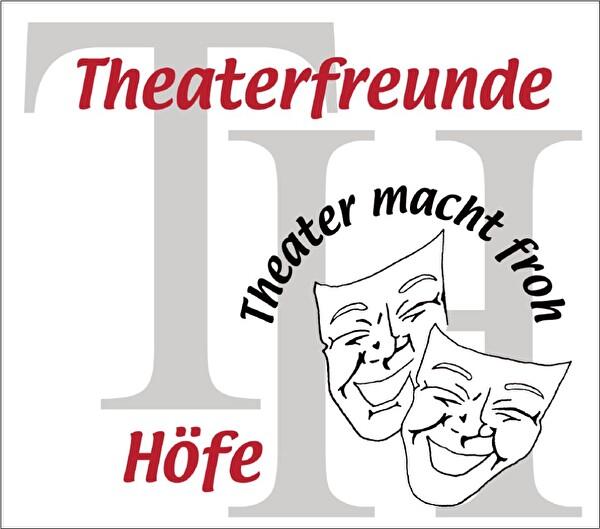 Logo Theaterfreunde Höfe