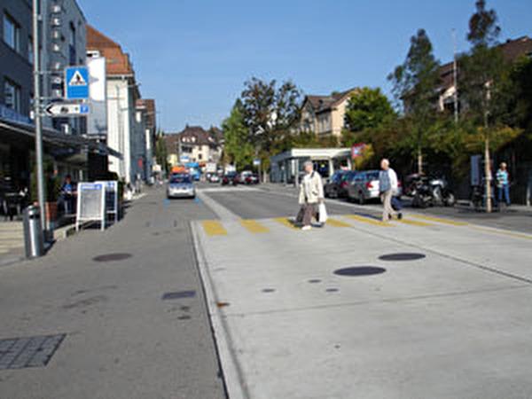 Bahnhofstrasse Wallisellen