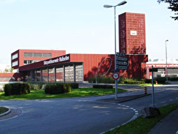 Feuerwehr- und Werksgebäude Wallisellen