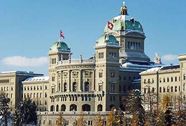 Bild Bundeshaus