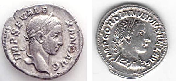 Römische Münzen aus Wallisellen