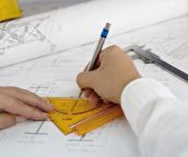 Bild von Bauplan