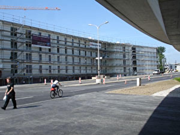 Neubauten im Zwicky-Areal Wallisellen