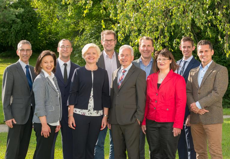 Gemeinderat Amtsdauer 2018 - 2022